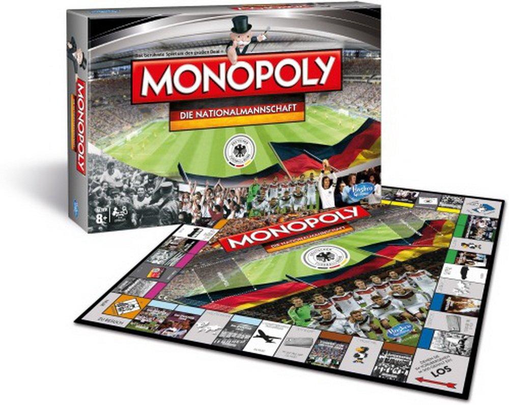Monopoly DFB - Die Nationamannschaft, 1Stück