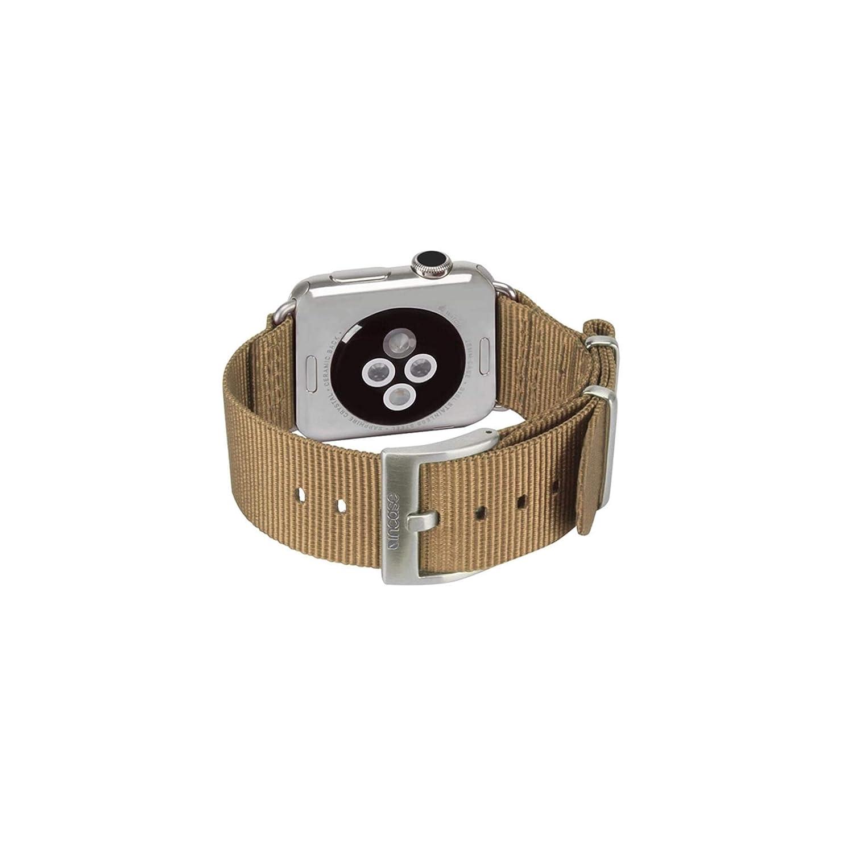 ナイロン素材 NATO ベルト Apple Watch 42mm 42mm INAW10014-BRZ B01N95JM1X ブロンズ, CINQUE CLASSICO 7bbcc714