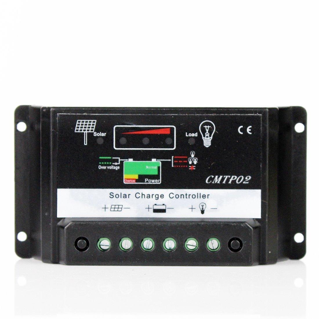 15 A mmpt Ré gulateur/contrô leur de chargeur solaire batterie 12 V 24 V Mini ASTrade
