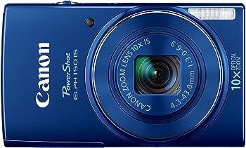 Canon PowerShot ELPH 150 IS 20MP Digital Camera