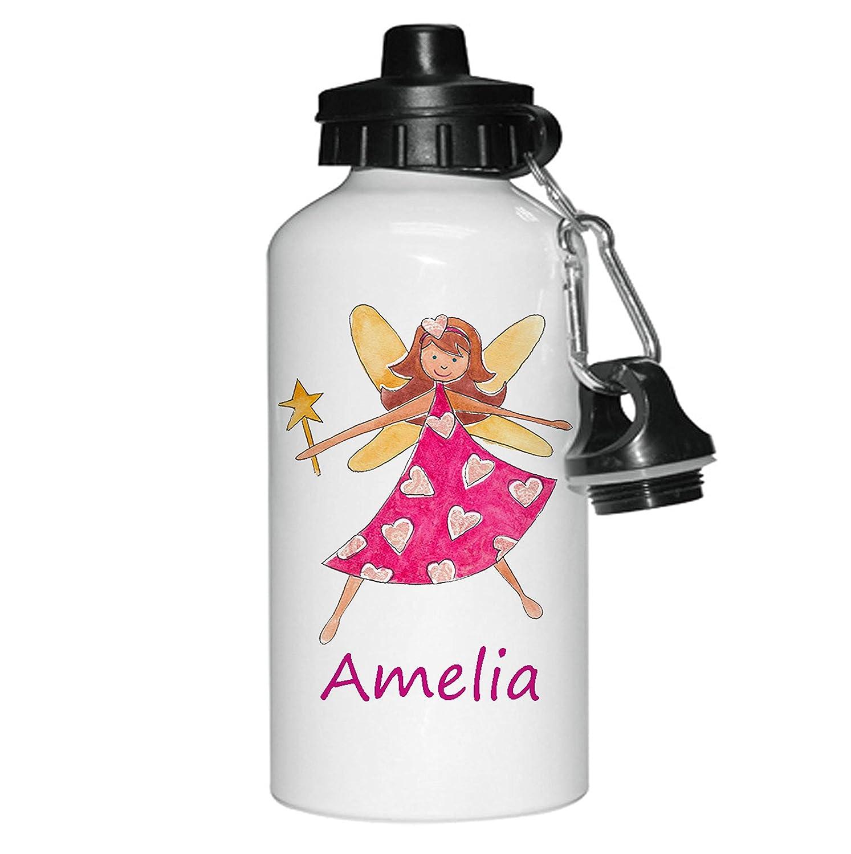 d7390ca98e Water Bottle,Kids Drinks bottle,Personalised, Fairy Girl, Girls Bottle,  School Bottle, Lunch Bag Bottle: Amazon.co.uk: Kitchen & Home