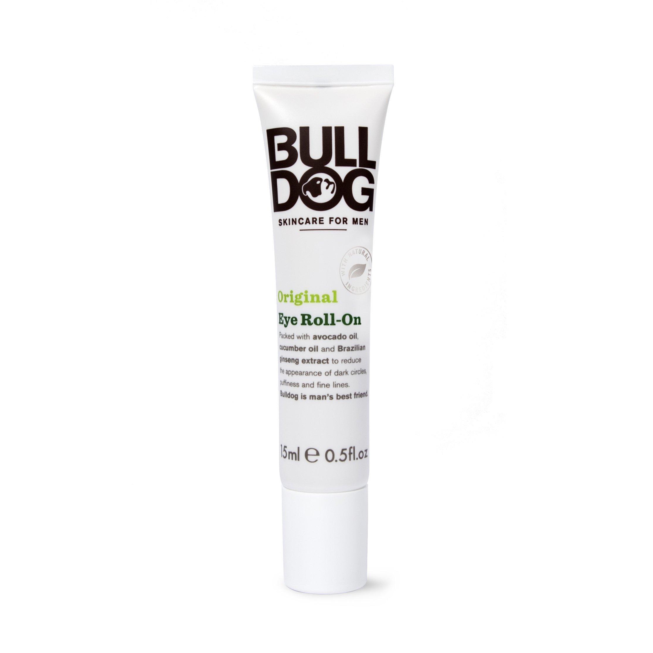 MEET THE BULL DOG Original Eye Roll-On, 0.5 Fluid Ounce