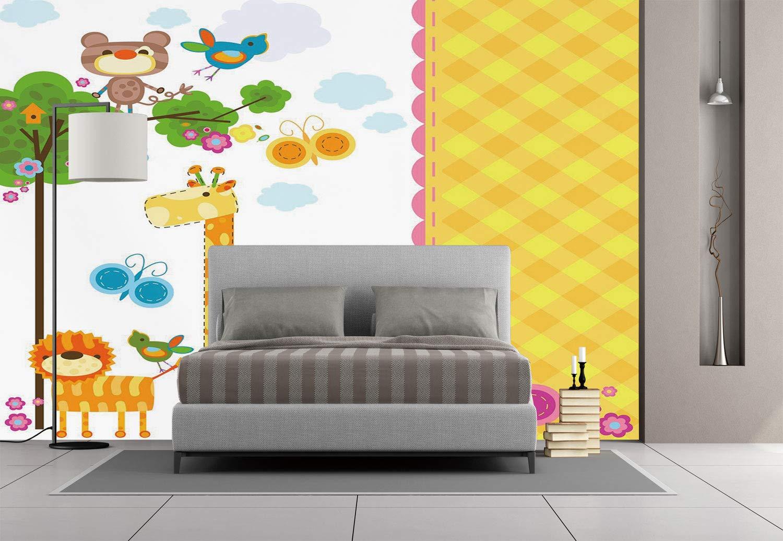 Amazon.com: Large Wall Mural Sticker [ Kabuki Mask Decoration ...