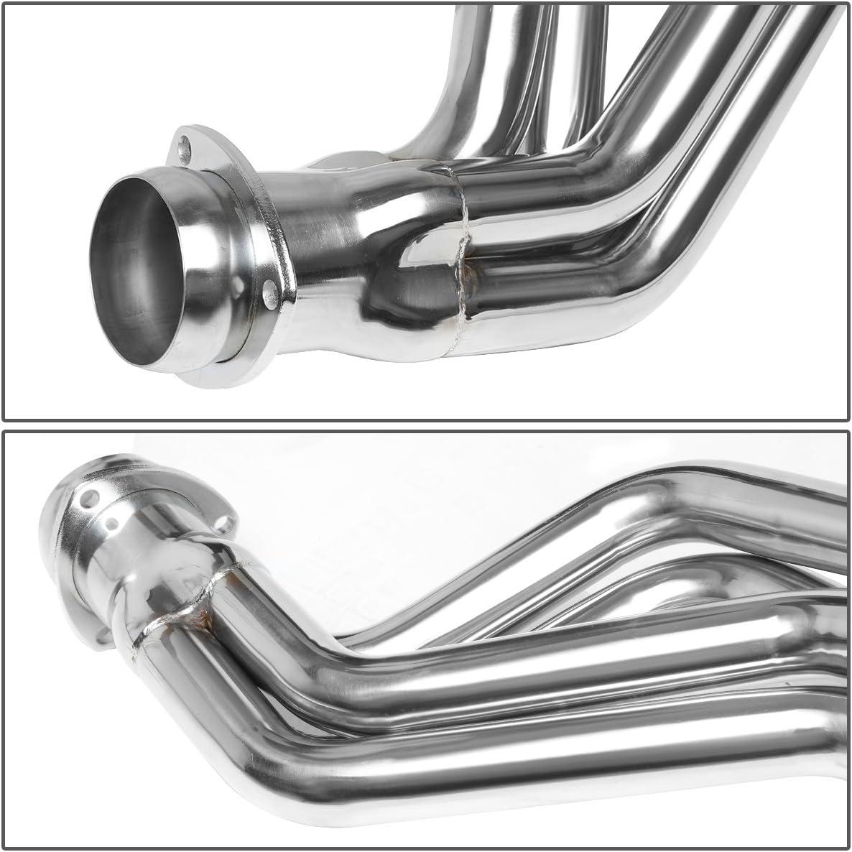 03-07 Dodge Ram DNA Motoring HDS-DPU03-2WD-LT Long Tube Exhaust Manifold Headers