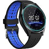reloj de pulsera inteligente con SIM/TF Card Slot Cámara, podómetro, Touch Screen, Fitness Watch notificaciones llamadas…
