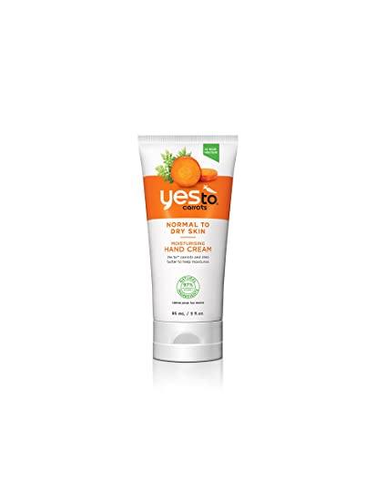 Yes To Carrots Mano Crema 85 ml