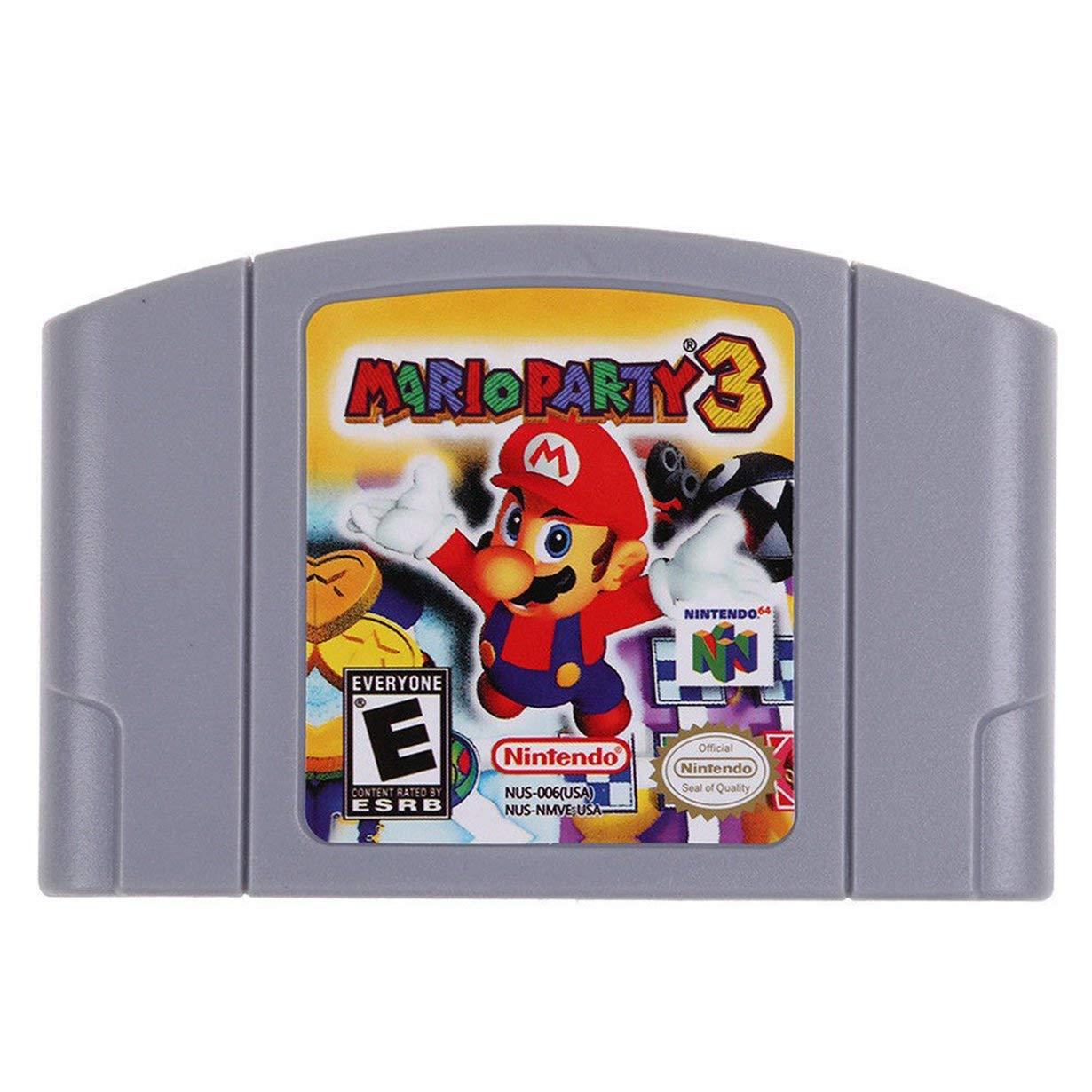 sumicorp.com grau marioparty3 camellia Fr nintend 64 n64 Mario ...