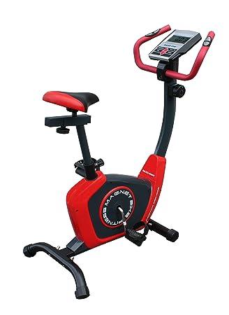 ECO-DE 811 - Bicicleta magnética, 89,7 x 47,3 x