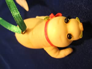 1 X Home Grown Horseradish Seal Ornament