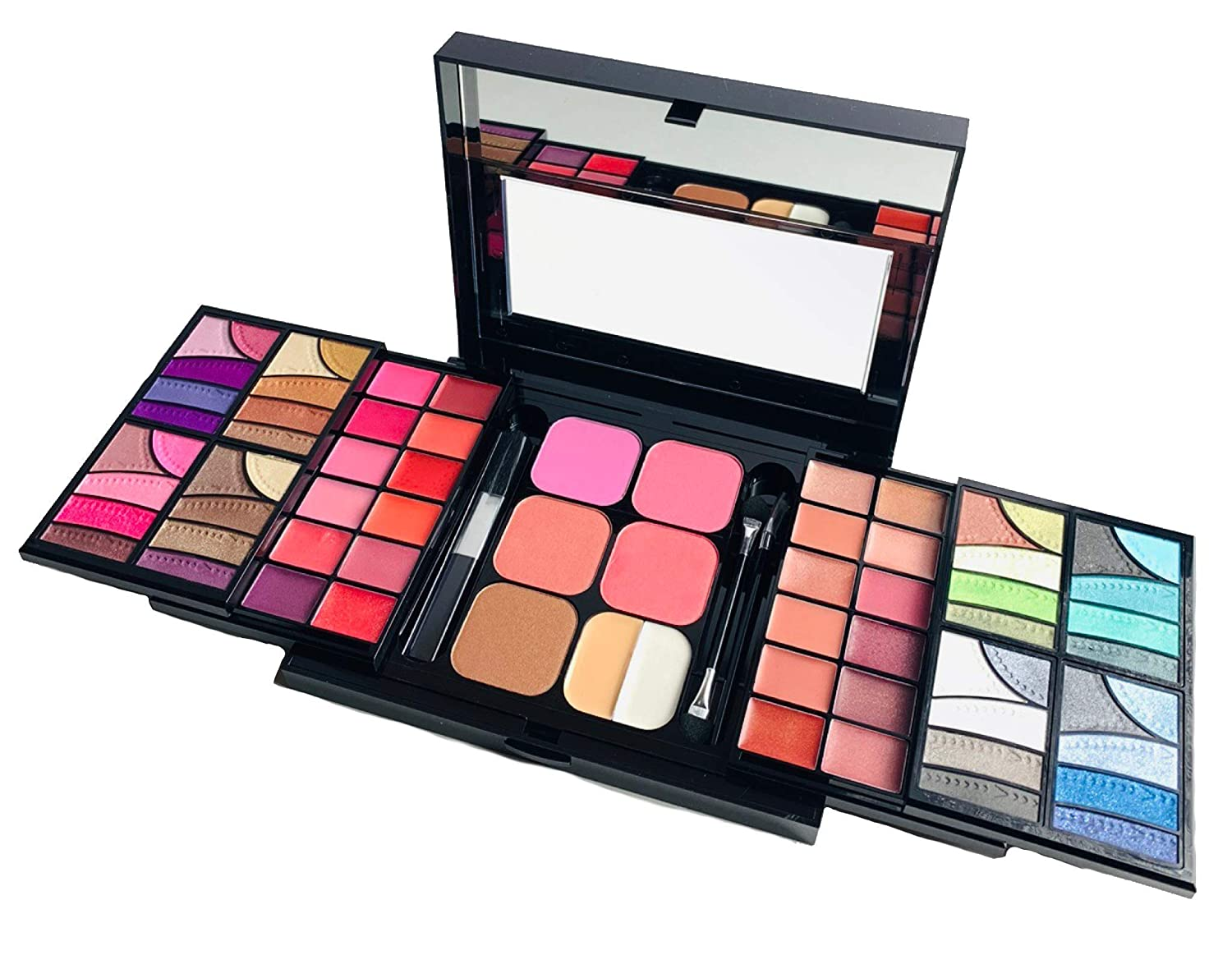 ETA Ultimate Combination Mineral Makeup Set 71 Colors 23.2 Oz by ETA Cosmetics