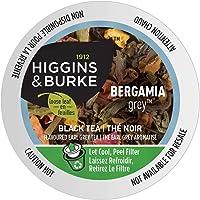 Higgins & Burke Bergamia Grey, Loose Leaf Black Tea, Keurig K-Cup Brewer Compatible Pods, 24 Count