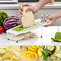 BestFire Adjustable Mandoline Slicer (Green)