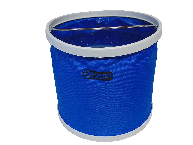 Cubo plegable de 9 a 11 litros, de Eseno