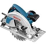 Bosch Professional 060157A000 GKS 85 Scie circulaire, 2200 W, Bleu
