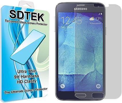 Premium in vetro temperato PELLICOLA PROTEGGI SCHERMO per Samsung Galaxy S5 i9600 S5 NEO