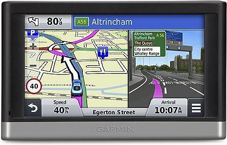 Garmin Nuvi 1410 5 Sat Nav with UK and Ireland Maps and Bluetooth
