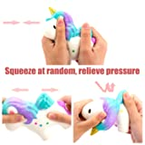 5 Pieces Random Slow Rising Squishies Charms Soft