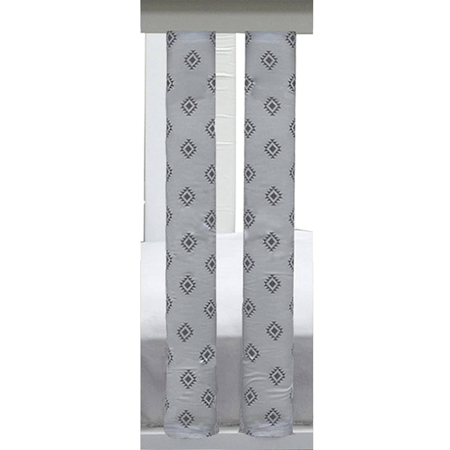 PURE SAFETY Tribal Grey 2 Pack Go Mama Go Designs 653341829108