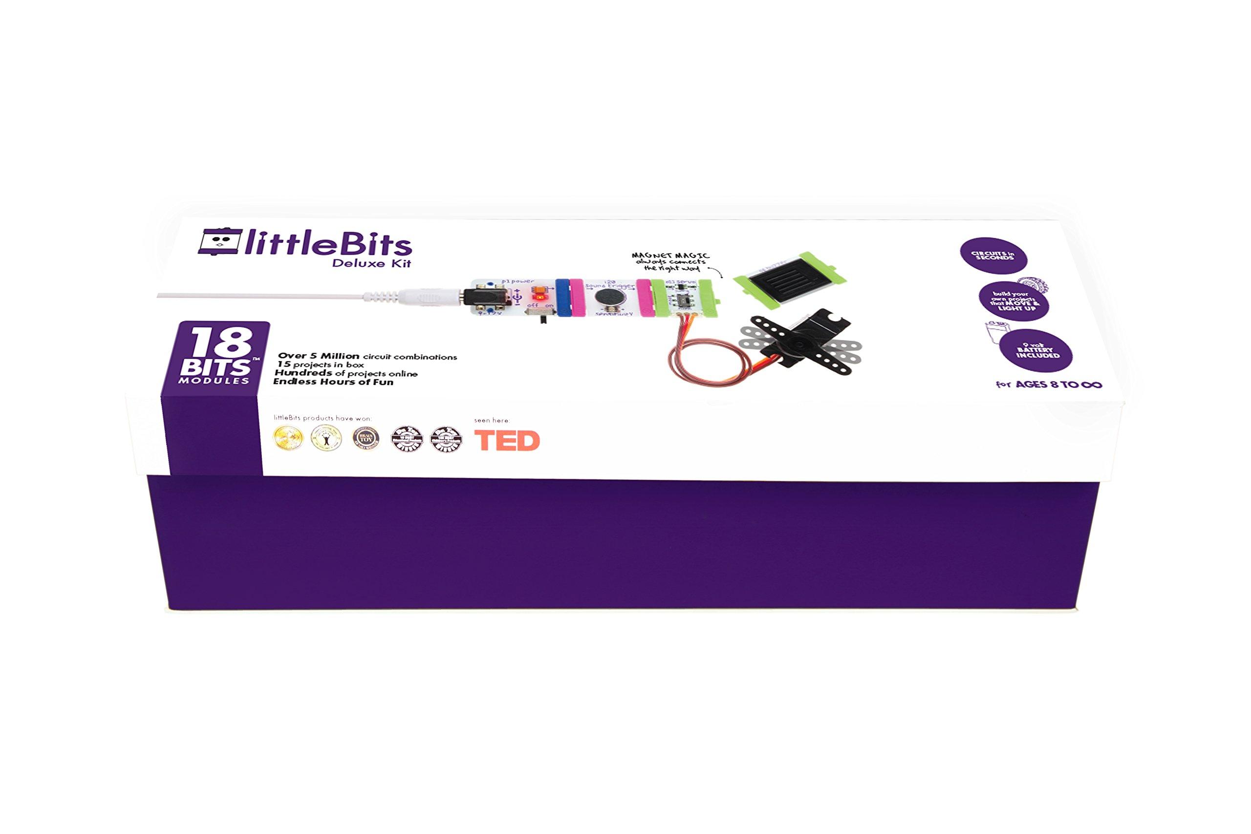 littleBits Electronics Deluxe Kit by littleBits Electronics (Image #8)