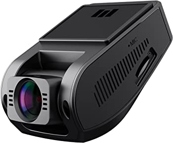 Aukey DR-02 1080p Dash Cam with 170-Degree Wide-Angle Lens