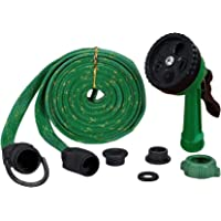 Zakheza High Pressure Water Spray Hose Pipe With 5 Different Spray Modes Gun for Car Washing, Gardening and Cleaning | 5 in 1 Feature