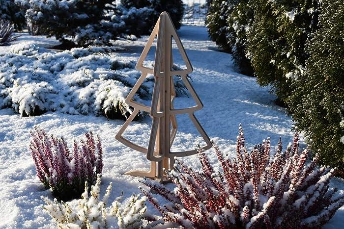 Scandinavian Christmas Decor Diy.Amazon Com Modern Wood Christmas Tree Scandinavian