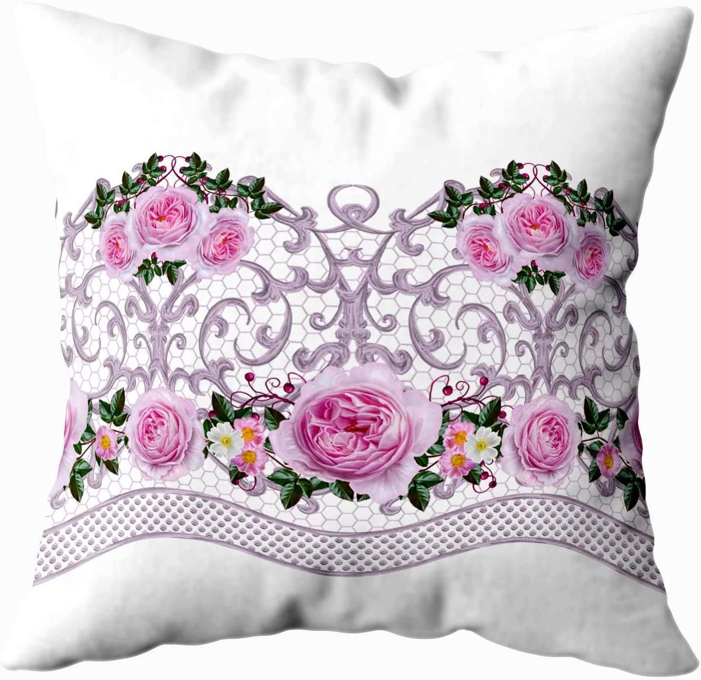 not applicable Body Pillow Case with Zipper, Ornamental