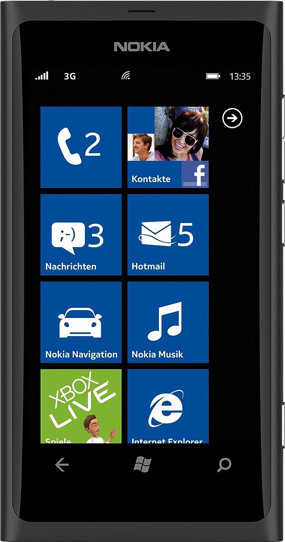 Nokia Lumia 800 - Smartphone libre (pantalla táctil de 3,7