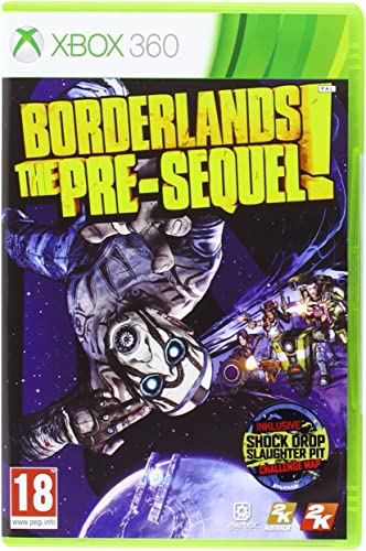 Take-Two Interactive Borderlands: The Pre-Sequel, Xbox 360 Básico ...