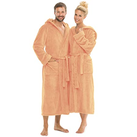 CelinaTex Hooded bathrobe 9b1d75430