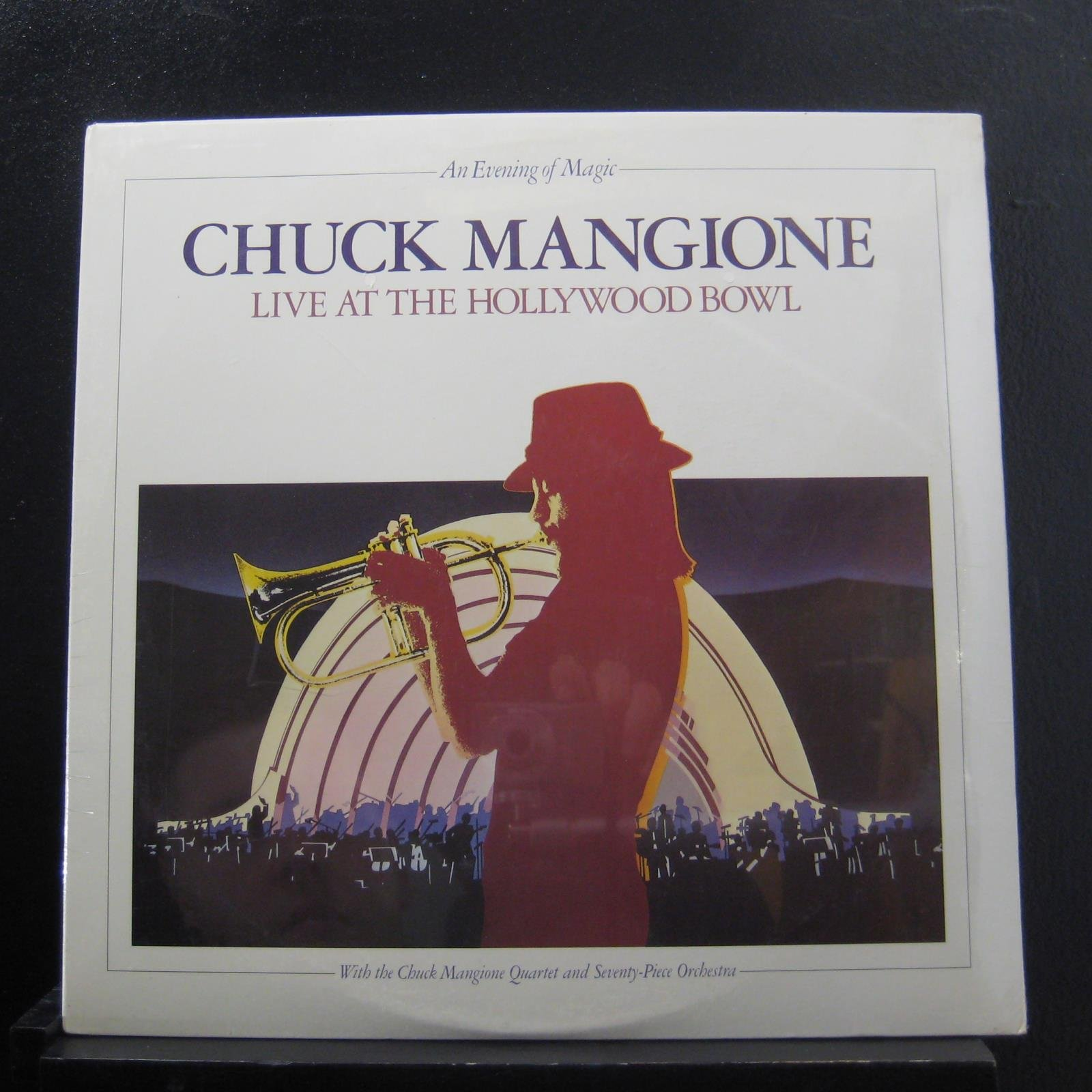 Chuck Mangione: Live At The Hollywood Bowl [2 LP Records] by A&M