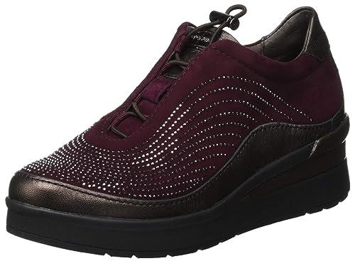 Stonefly Cream 2 Laminated, Zapatillas sin Cordones para Mujer: Amazon.es: Zapatos y complementos