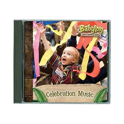 VBS-Babylon-Celebration Music CD: Everything Else
