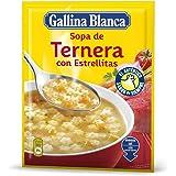 Gallina Blanca - Sopa De Ternera Con Estrellitas