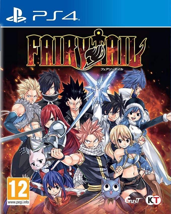 Fairy Tail: Amazon.es: Videojuegos