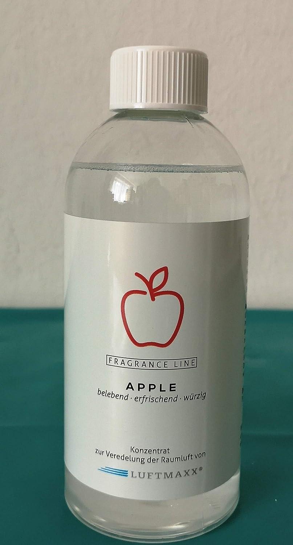 Luftmaxx Apple Apfel Duftstoff Für Lufterfrischer Water Klima 500 Ml Ball Brandneu Baumarkt