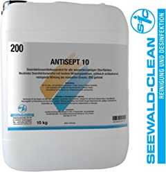 Antisept 10, Flächendesinfektionsmittel - 10kg