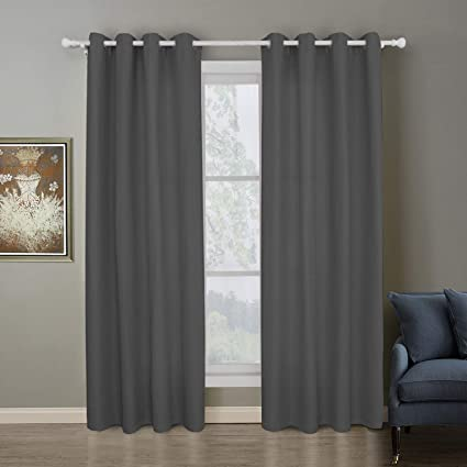 Amazon Mai Kuu Nickel Grommet Energy Efficiency Dark Grey