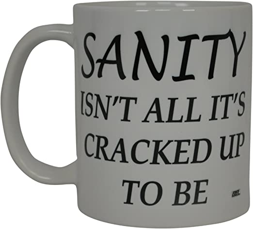 Funny Coffee Mug Safety Inspecrtor Sarcastic Novelty Cup Joke Great Gag Gift Idea For Men Women Office Work Adult Humor Employee Boss Coworkers
