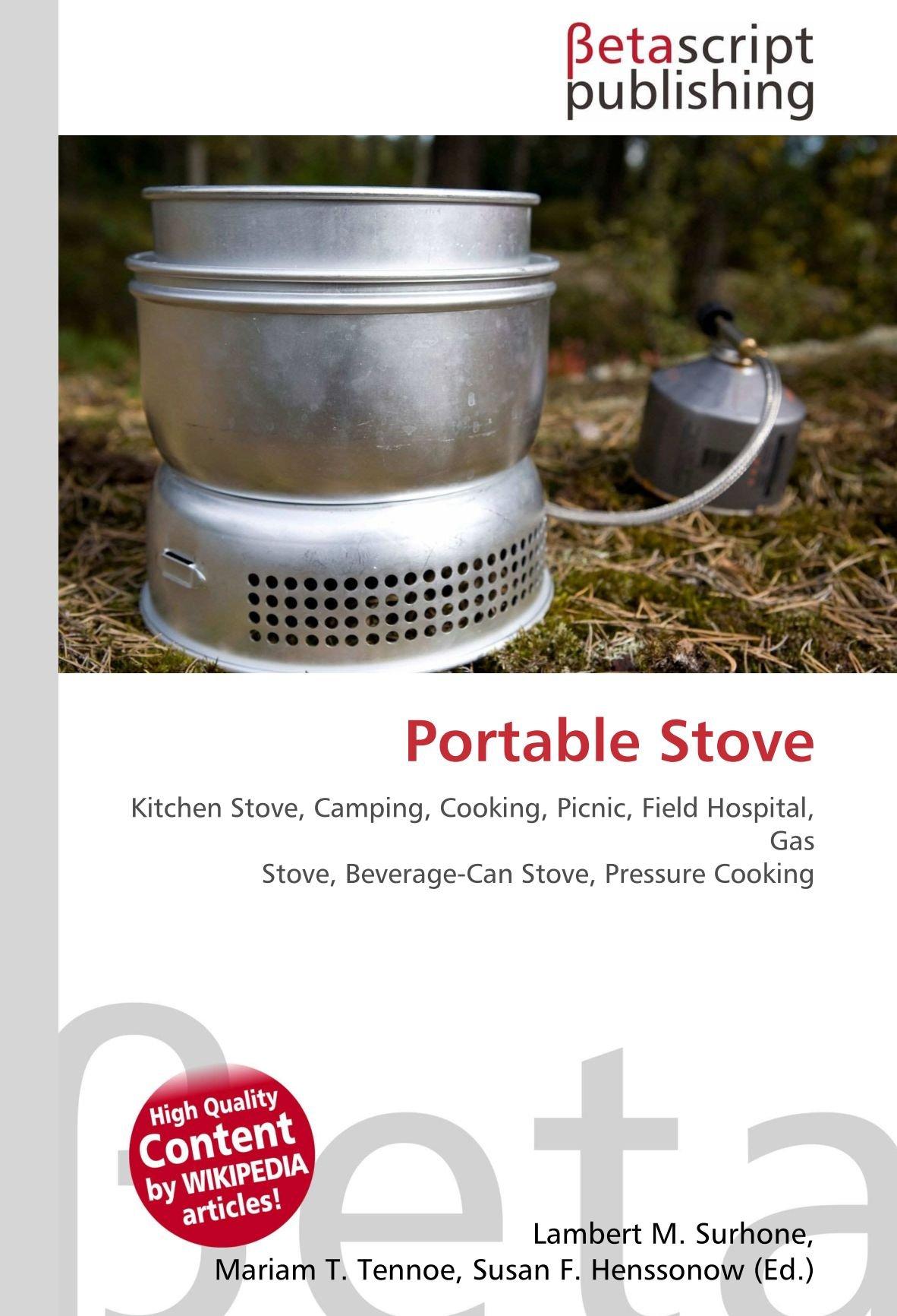 Portable Stove: Amazon.es: Surhone, Lambert M., Timpledon ...