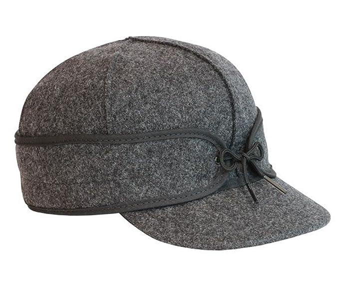 eebf9338410 Stormy Kromer Men s Original Cap at Amazon Men s Clothing store
