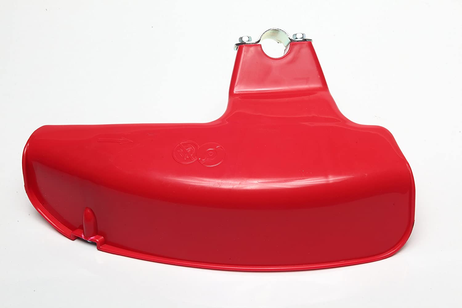 Red Plastic Brushcutter Guard Shield For 24 26 28mm Shaft Trimmer Brush Cutter