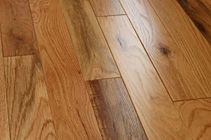 Elk Mountain Oak Natural 3 4 X 2 1 4 Solid Hardwood
