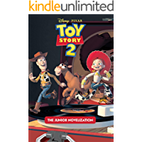 Toy Story 2 Junior Novel (Disney Junior Novel (ebook))
