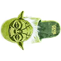 Star Wars Yoda Adult Mule Slippers - 2 Sizes Available