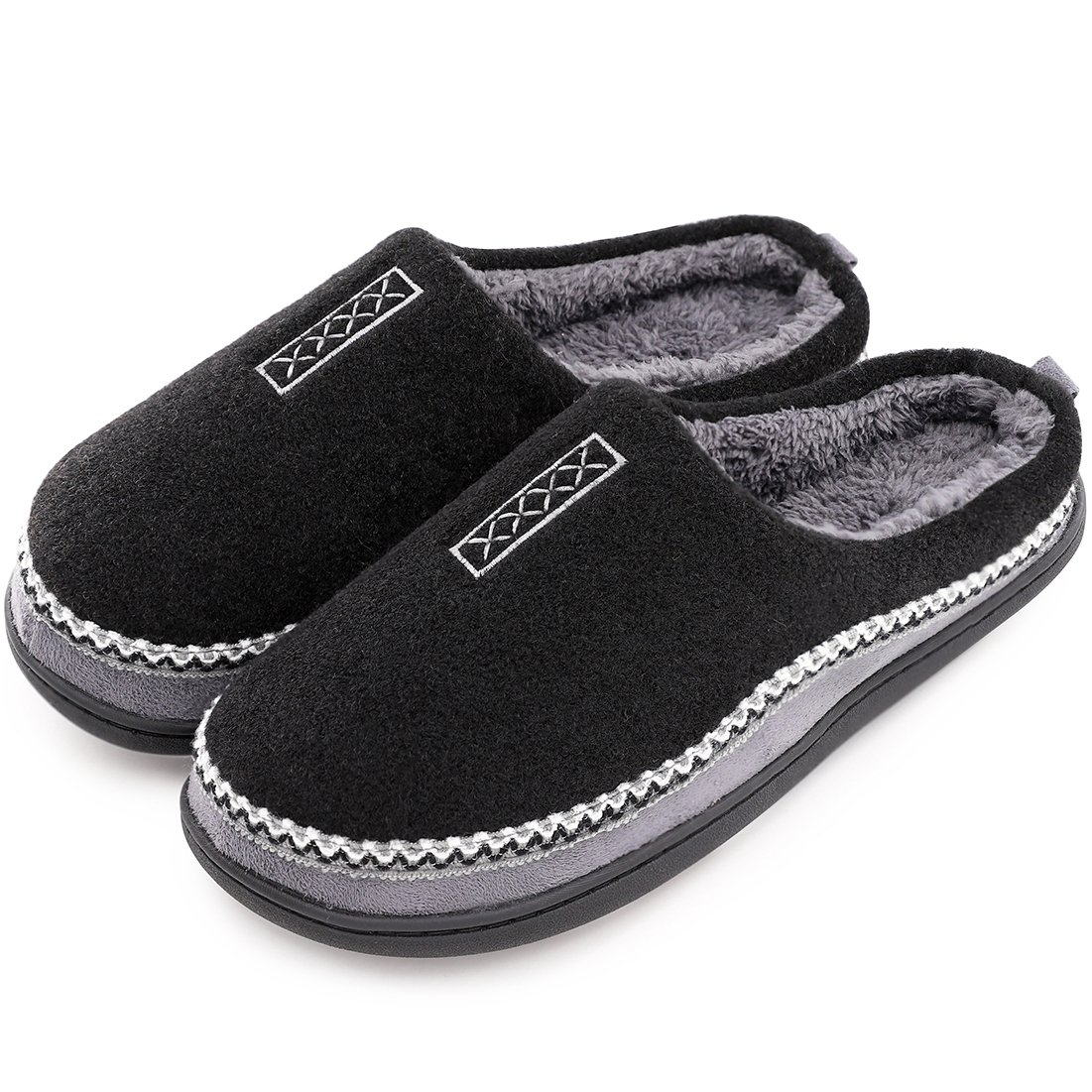 Slippers MENS WIDE FITTING SLIPPERS EEE