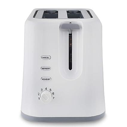 Koryo Pop-Up Toaster Rkpt925G - Grey - 750 Watt