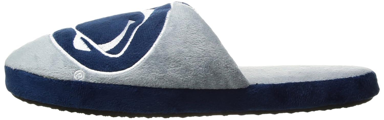 FOCO NCAA Unisex Split Color Slide Slipper