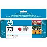 HP CD951A - Cartucho de tinta 73, 130 ml, rojo
