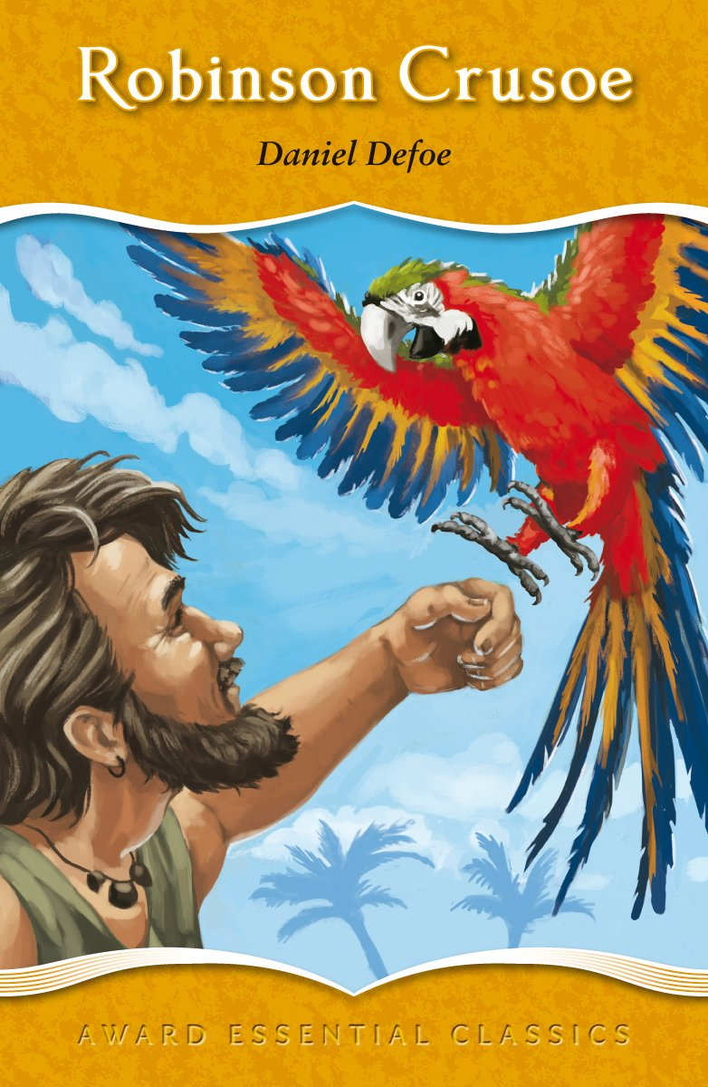 Download Robinson Crusoe (Award Essential Classics) pdf epub
